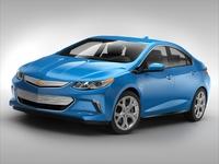 Chevrolet Volt (2016) 3D Model