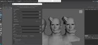 Free Maya Mesh Reorder / Transfer vertex position Tool for Maya 0.0.1 (maya script)