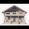 19 06 34 111 012 log house 01  4