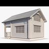 19 07 00 988 008 log house 03  4