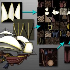 Texture Atlas Creation - Python for Maya 1.0.0 (maya script)