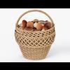 19 16 41 229 001 wicker basket 01 mushrooms  4