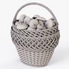 19 16 45 513 011 wicker basket 01 mushrooms  4