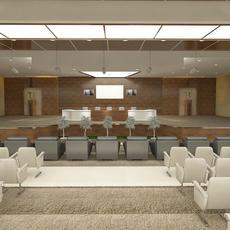 Auditorium 029 3D Model