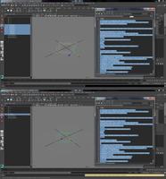 combineCurves mel 1.1.0 for Maya (maya script)