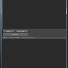 Vray Reconnect Shaders to Vray proxy for Maya 1.0.1 (maya script)
