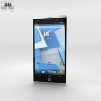 HP Slate 6 VoiceTab Grass Green 3D Model