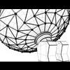 19 54 47 31 radiotelescope observatory antenna 10 4