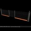 19 55 57 979 elegant fencing system low poly 3a 4