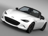 Mazda MX 5 Maita 2016 3D Model