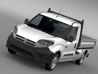 Ram ProMaster City Tipper 2016 3D Model