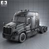 20 12 38 50 freightliner cascadia xt tractor truck 3axle 2007 600 0003 4