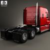 20 12 40 988 freightliner cascadia xt tractor truck 3axle 2007 600 0007 4