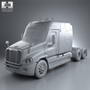 20 12 43 923 freightliner cascadia xt tractor truck 3axle 2007 600 0011 4