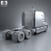 20 12 45 261 freightliner cascadia xt tractor truck 3axle 2007 600 0012 4