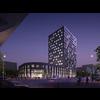 20 18 34 219 exterior office building scene 016 3 4