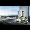 20 19 14 693 exterior office building scene 022 3 4