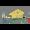 20 21 27 889 exterior office building scene 023 3 4