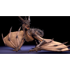 Free Maya Dragon Rig 3D Model