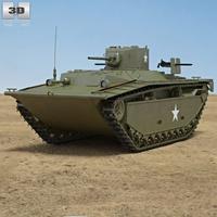 LVT(A)-1 3D Model