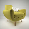 20 59 18 118 large armchair jonah yellow with pillow 3d model fbx max ebe97236 f647 4bf0 b6e1 53c0e5888fc2 4