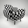 20 59 18 696 large armchair jonah yellow with pillow 3d model fbx max 2fda9b38 b1f8 4f4c aa89 d8e52265fd77 4