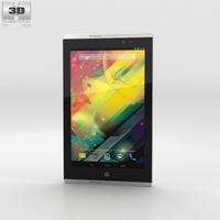 HP Slate 7 VoiceTab 3D Model