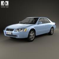 Toyota Camry (XV20) 1997 3D Model