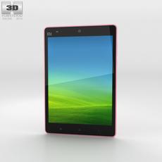 Xiaomi Mi Pad 7.9 inch Pink 3D Model