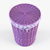 22 03 47 719 008 wicker basket03 3color  4