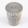 22 03 58 760 022 wicker basket03 3color  4