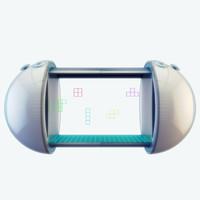 3d console, concept device 3D Model