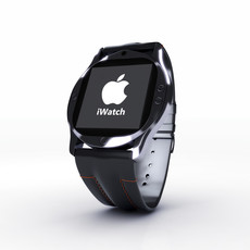 iWatch 3D Model