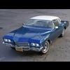 Buick Riviera 1971 3D Model