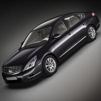Nissan Teana 3D Model