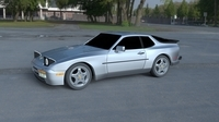 Porsche 944 Turbo S HDRI 3D Model