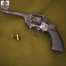 Enfield No. 2 3D Model