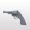22 59 59 753 magnum 44 gun 02 wireframe 4