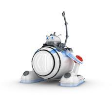 Funny Robot Character 3 3D Model