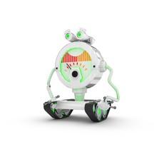 Funny Robot Character 4 3D Model