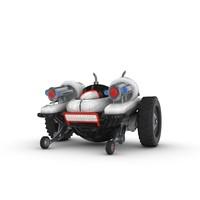 Funny Robot Character 5 3D Model