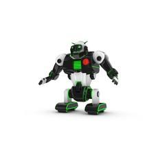 Funny Robot Character 10 3D Model