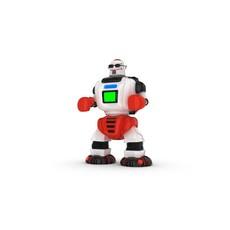 Funny Robot Character 11 3D Model