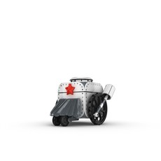 Funny Robot Character 17 3D Model