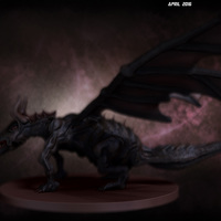 02 final render dragon by yacine brinis cover