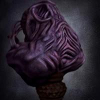 03 final render alien prometheus by yacine brinis cover