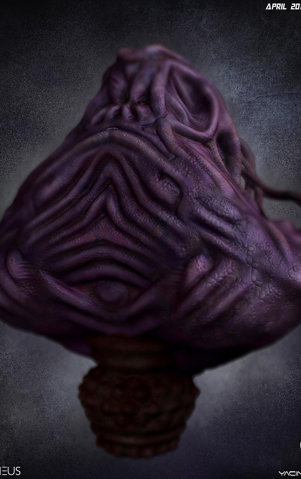 04 final render alien prometheus by yacine brinis show