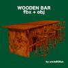 09 59 34 130 woodenbar l001 4