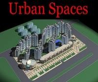 Urban Design 126 3D Model