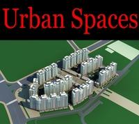 Urban Design 135 3D Model